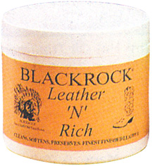 Blackrock Leather -N- Rich
